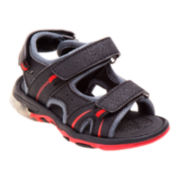 Josmo Boys River Sandals - Little Kids
