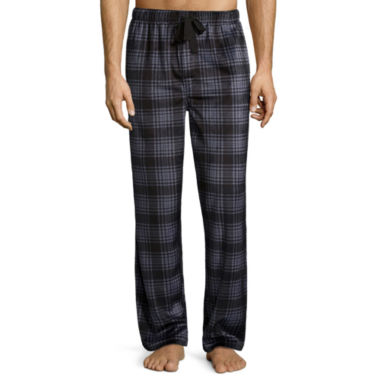 jcpenney.com | Van Heusen® Silky Fleece Pajama Pants - Big & Tall