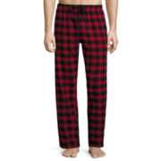 Hanes® 2-pk. Flannel Pajama Pants–Big & Tall