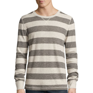 jcpenney.com | Arizona Long-Sleeve Striped Thermal Shirt