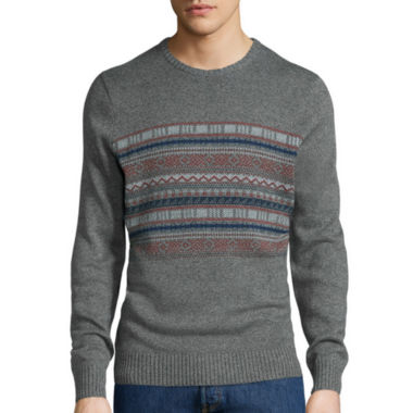 jcpenney.com | Levi's® Long-Sleeve Rowland Sweater