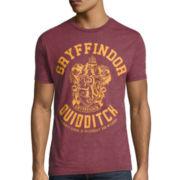 Short-Sleeve Harry Potter Gryffindor Tee