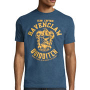 Short-Sleeve Harry Potter Ravenclaw Tee