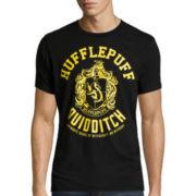 Short-Sleeve Harry Potter Hufflepuff Quidditch Tee
