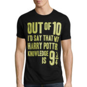 Short-Sleeve Harry Potter Knowledge Tee
