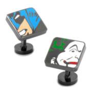 DC Comics® Batman And Joker Mashup Cuff Links