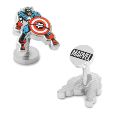 jcpenney.com | Captain America Action Cuff Links