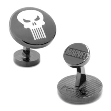 jcpenney.com | Marvel® The Punisher Cuff Links