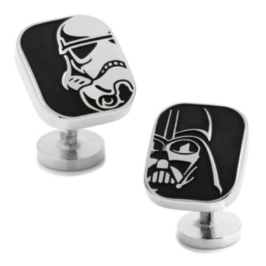 jcpenney.com | Star Wars® Darth Vader and Stormtrooper Cufflinks