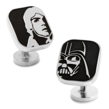 jcpenney.com | Luke Skywalker and Darth Vader Cuff Links