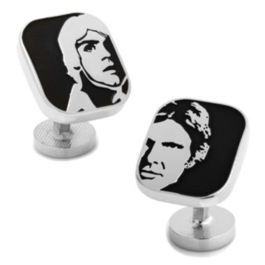 jcpenney.com | Star Wars® Luke and Han Solo Cufflinks