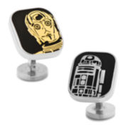 R2-D2 and C-3PO Cuff Links