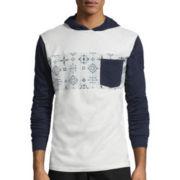 Vans® Stonewalled Long-Sleeve Knit Hoodie