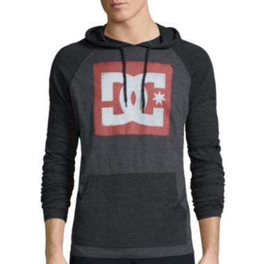 jcpenney.com | DC Shoes Co.® Long-Sleeve Spray Tan Pullover Hoodie