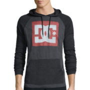 DC Shoes Co.® Long-Sleeve Spray Tan Pullover Hoodie