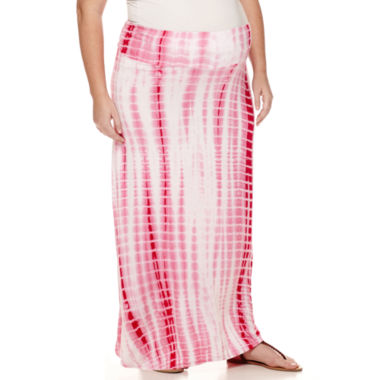 jcpenney.com | Maternity Maxi Skirt - Plus