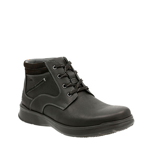 Clarks Mens Lace Up Boots