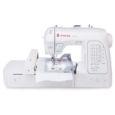 jcpenney.com | Singer Futura Sewing Embroidery Machine