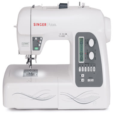 jcpenney.com | Futura XL550 Sewing Embroidery Machine
