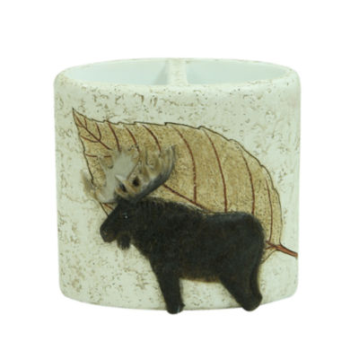 Bacova Guild Tetons Toothbrush Holder
