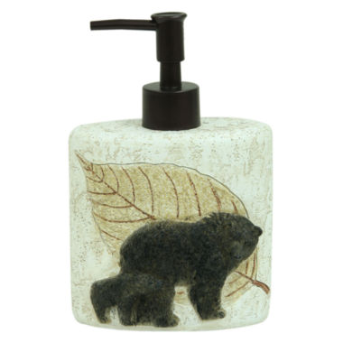 jcpenney.com | Bacova Guild Tetons Soap Dispenser