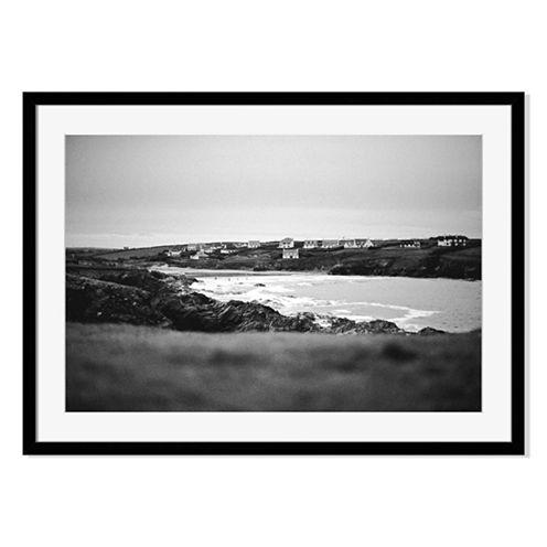 River Banks Framed Print