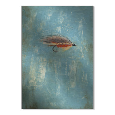 jcpenney.com | Fly Fishing III Metal Art