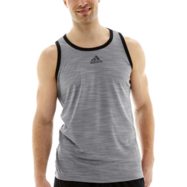jcpenney.com | adidas® Adi Heather Tank Top