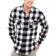 Arizona Plaid Flannel Shirt - Big & Tall