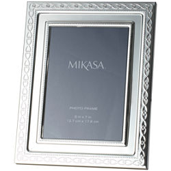 Mikasa® Infinity Band Tabletop Picture Frame