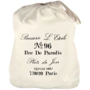 Park B. Smith® Brasserie Paris Laundry Bag