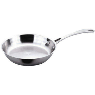 "jcpenney.com | BergHOFF® 10"" Stainless Steel Copper Clad Fry Pan"