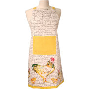 Women's Rooster Apron