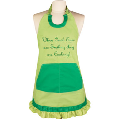 jcpenney.com | Women's When Irish Eyes Are Smiling Apron