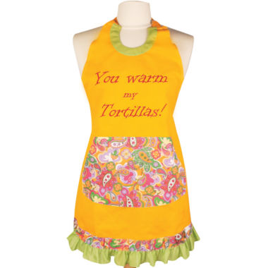 jcpenney.com | Women's You Warm My Tortillas Apron