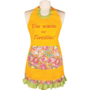 Women's You Warm My Tortillas Apron