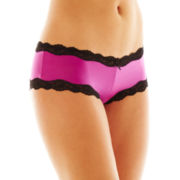 Maidenform Scalloped Lace Cheeky Hipster Panties - 40823