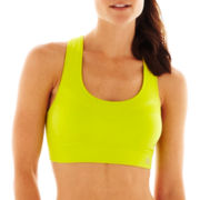 Champion® Seamless Racerback Medium Support Sports Bra