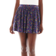 Arizona Print Skater Skirt