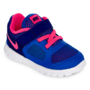 Nike® Flex Run 2014 Girls Athletic Shoes - Toddler