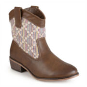 Journee Collection Kassi Womens Booties