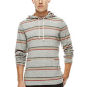 Arizona Striped Lightweight Pullover Hoodie