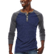 Arizona Raglan-Sleeve Henley