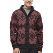 Arizona Fleece Cardigan Sweater
