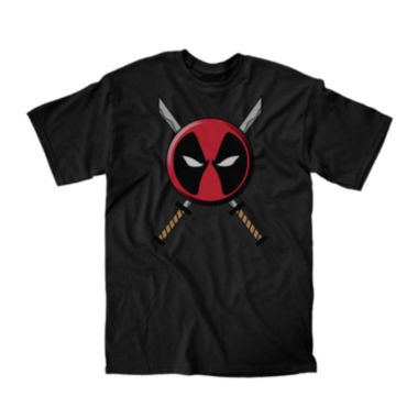 jcpenney.com | Marvel® Deadpool™ Swords Graphic Tee