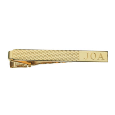 jcpenney.com | Personalized Cornwall Pattern Tie Bar