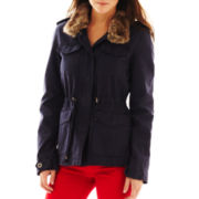 Levi's® Faux-Fur Collar Field Jacket