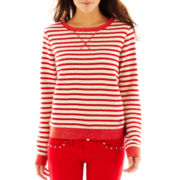 Levi's® Striped Pullover Sweater