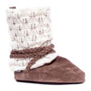 MUK LUKS® Judie Festival Boot Slippers
