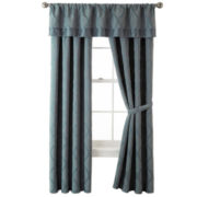 Liz Claiborne® Bliss 2-Pack Curtain Panels